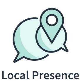 saymore local presence solution