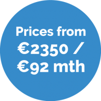 Prices from €2350