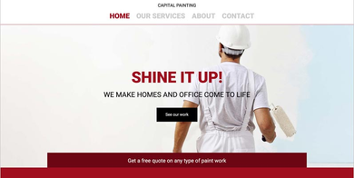 Painters Website